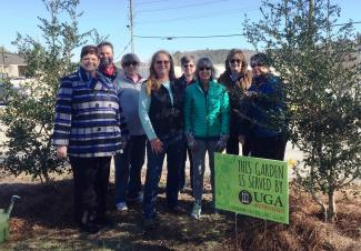 Floyd County UGA Master Gardener Extension Volunteers