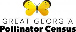 Great Georgia Pollinator Census logo