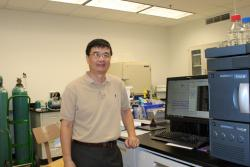Photo of Dr. Jack Huang
