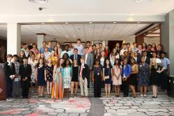 Photo of the 2019 Young Scholars participants