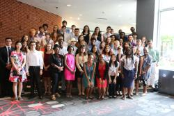 Photo of 2018 Young Scholars Participants