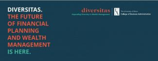 Diversitas virtual event flyer