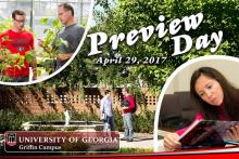 Promotional image for Preview Day 2017