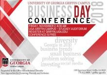 Image of Business Day Conference 2018 Flyer